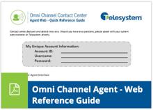Omni Channel Agent - Web QRG